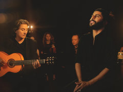 Arash Avin & Babak Amini - 'Toro Mikham'