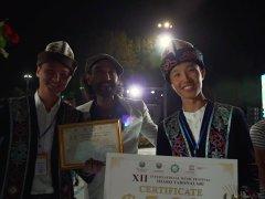 Bolour Banafsh - Uzbekistan (Festival Trophy)