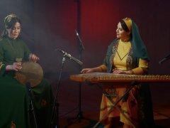 Bolour Banafsh - Persian Harp