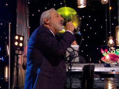 Ebi - 'Medad Rangi, Ghebleh (Live At BBC Norooz Show)'