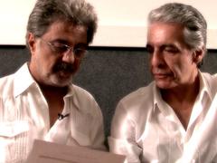 Dariush & Faramarz Aslani - 'Concert Rehearsal'