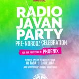 Radio Javan Phoenix Party 2019