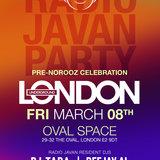Radio Javan Party In London 2019