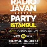 Radio Javan Istanbul Norooz Party 2019