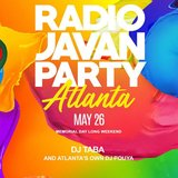 Radio Javan Memorial Day Party In Alanta 2019
