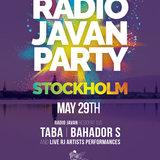 Radio Javan Party in Stockholm 2019