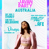 Radio Javan Party In Sydney With Donya 2019