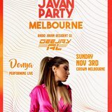Radio Javan Party In Melbourne With Donya 2019