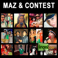 Iranican Live - 'Oct 31, 2012'