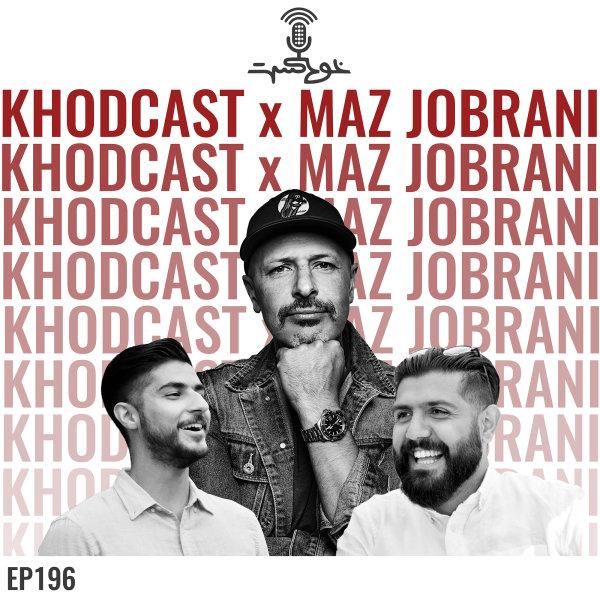 Khodcast - '196 - Maz Jobrani'