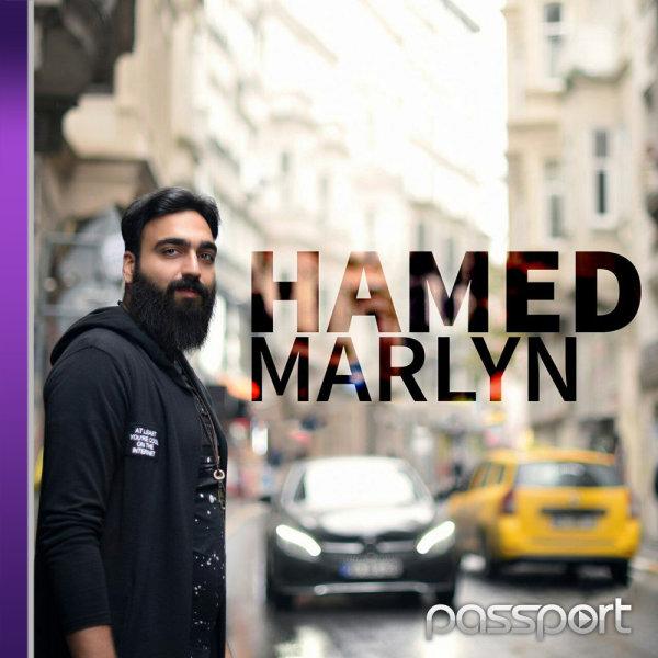Passport - 'Hamed Marlyn'