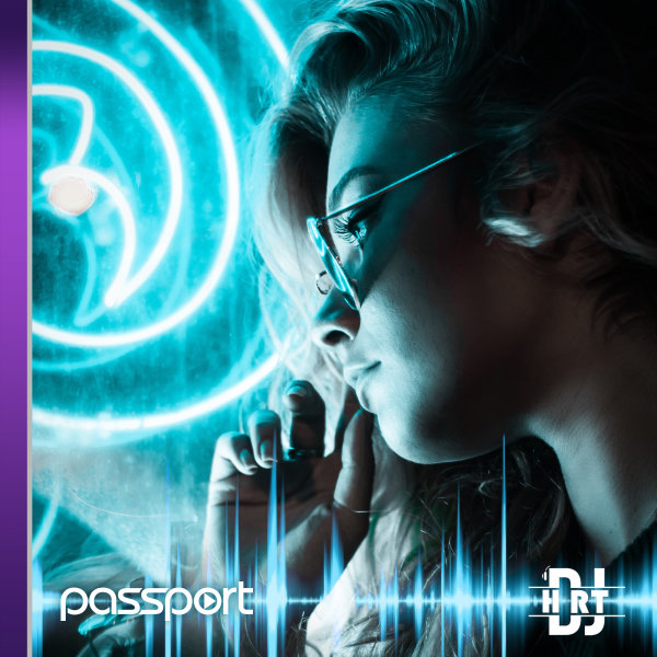 Passport - 'DJ HRT'