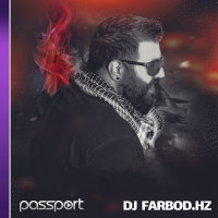Passport - 'DJ Farbod HZ'